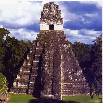 mayateamseven / Mayan Religion